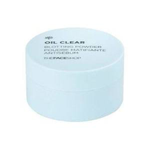 Oil Clear Blotting Powder by The Face Shop