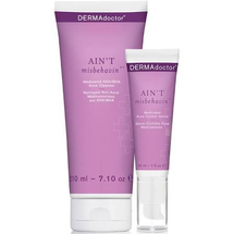 Aint Misbehavin Acne Serum & Cleanser Duo by dermadoctor