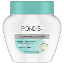 Cucumber Cleanser & Makeup Remover by ponds
