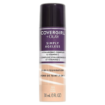 Covergirl x Olay Simply Ageless 3-In-1 Foundation by Covergirl