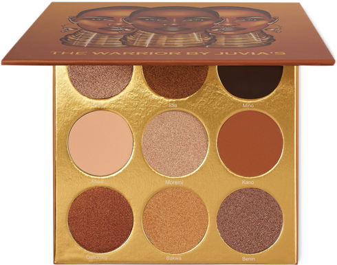 The Warrior Eyeshadow Palette by Juvia's Place #2