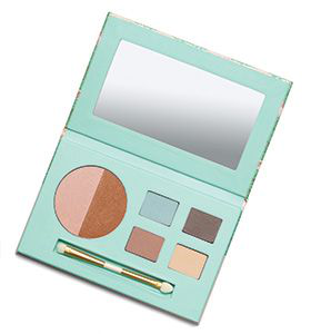 The Country Garden Palette by arbonne