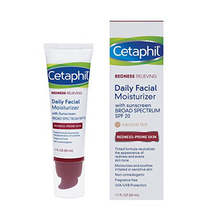 Redness Relieving Daily Facial Moisturizer by cetaphil