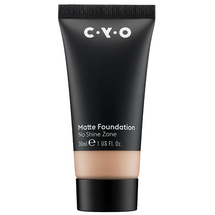 No Shine Zone Matte Foundation by CYO