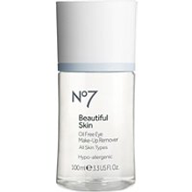 Beautiful Skin Oil-Free Eye Makeup Remover by no7