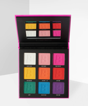 Bright Matte 9 Color Palette by Beauty Bay