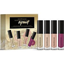 Something to Talk Apout 4-Piece Mini Moxie Plumping Lipgloss Collection by bareMinerals