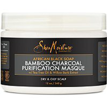African Black Soap & Bamboo Charcoal Purification Masque by SheaMoisture