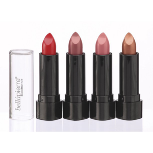 Mineral Lipstick Day Collection Set by Bellapierre