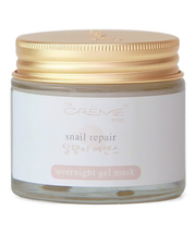 Snail Repair Overnight Gel Mask by The Creme Shop