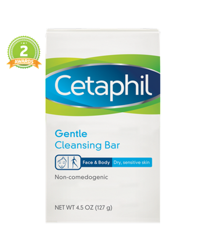 Gentle Cleansing Bar by cetaphil #2