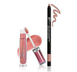 Perfect Lip Gloss Stain and Liner Stain Duo by IT Cosmetics