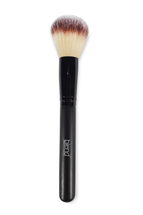 PRO Foundation Powder Brush Natural Brown by Blend Mineral Cosmetics
