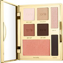 Happy Girls Shine Brighter Eye & Cheek Palette by Tarte