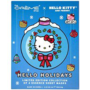 Hello Kitty Essence Sheet Mask Collection by The Creme Shop