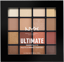 Ultimate Eyeshadow Palette - Warm Neutrals by NYX Professional Makeup