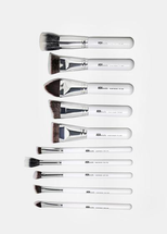 10-Piece Sculpting Brush Set + Brush Roll by Shop Miss A
