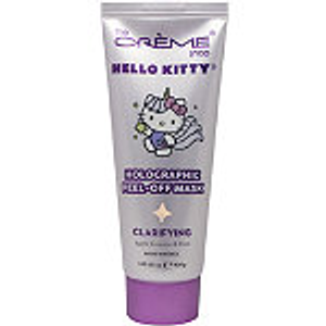 The Creme Shop x Sanrio Characters Hello Kitty Holographic Clarifying Peel-Off Mask by The Creme Shop