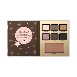 Gingerbread Cookie Palette by Too Faced