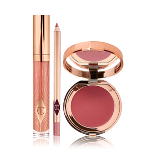 Pillow Talk Just-Kissed Glow Kit by Charlotte Tilbury