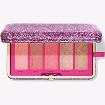Of The Party Clay Blush Palette Clutch Multi by Tarte