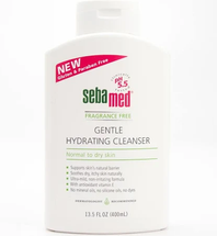 Fragrance Free Gentle Hydrating Cleanser by sebamed