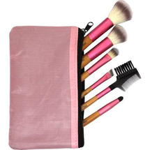 Bamboo Essential Brush Set by precision