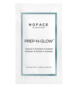 Prep-N-Glow Cleansing Cloths by nuface