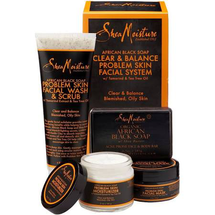 African Black Soap Acne Care Kit by SheaMoisture