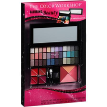 Alluring Beauty Makeup Collection by the color workshop