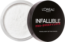 Infallible Pro Sweep & Lock Loose Powder by L'Oreal