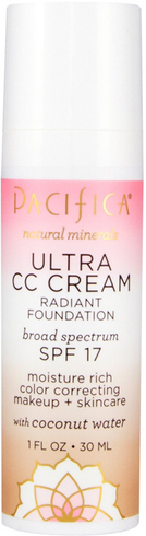 Ultra CC Cream Radiant Foundation by pacifica #2