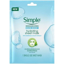 Sheet Mask Hydrating by Simple