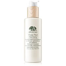 Three Part Harmony Foaming Cream-To-Oil Cleanser for Renewal, Replenishment and Radiance by origins