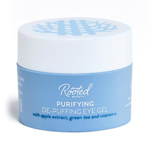 Purifying De-puffing Eye Gel by Rooted Beauty