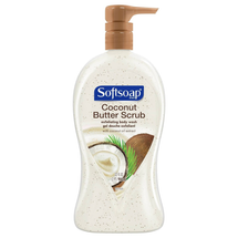 Body Butter Coconut Scrub by softsoap
