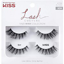 Lash Couture Faux Mink Soir Double Pack by kiss products