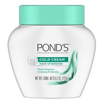 Cold Cream Deep Moisturizing Cleanser & Makeup Remover by ponds