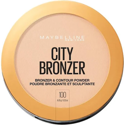 City Bronzer & Contour Powder by Maybelline #2