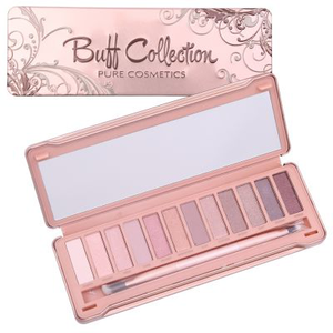 Buff Collection Eyeshadow Palette by Pure Cosmetics
