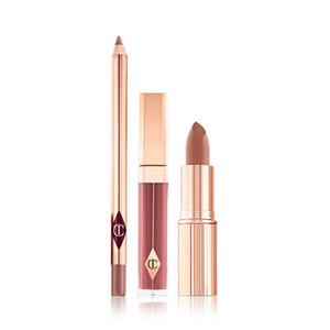 The Sophisticate Lip Kit by Charlotte Tilbury