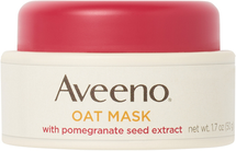 Oat Mask With Pomegranate Seed Extract by Aveeno