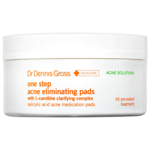 One Step Acne Eliminating Pads by dr dennis gross