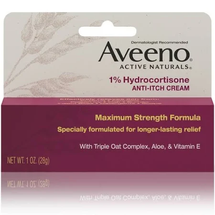 Active Naturals Anti-itch Cream by Aveeno