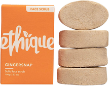 Gingersnap Face Scrub by Ethique