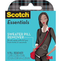 Essentials Sweater Pill Remover by scotch