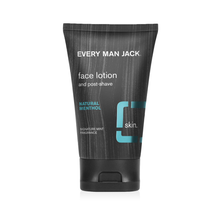 Post Shave Face Lotion by every man jack