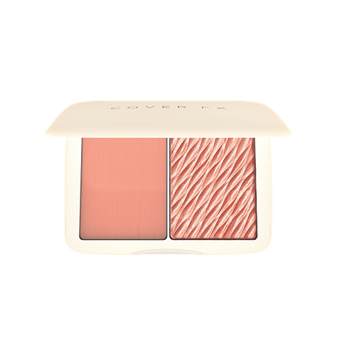 Monochromatic Blush Duo by Cover FX