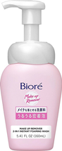 Makeup Remover 2-In-1 Instant Foaming Wash by Bioré