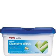 Sensitive Cleansing Wipes by CVS Health